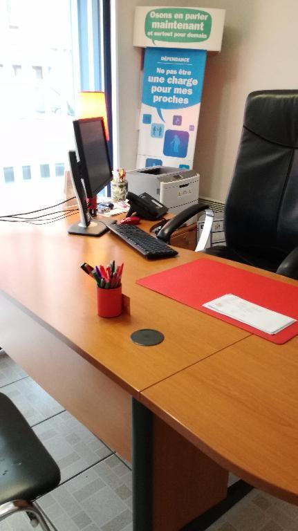 Bureaux Redon 4 pièce(s)