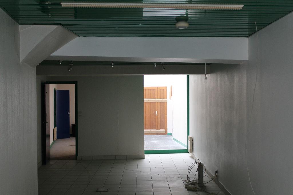 Local d'activité Redon 2 pièce(s) 50 m2
