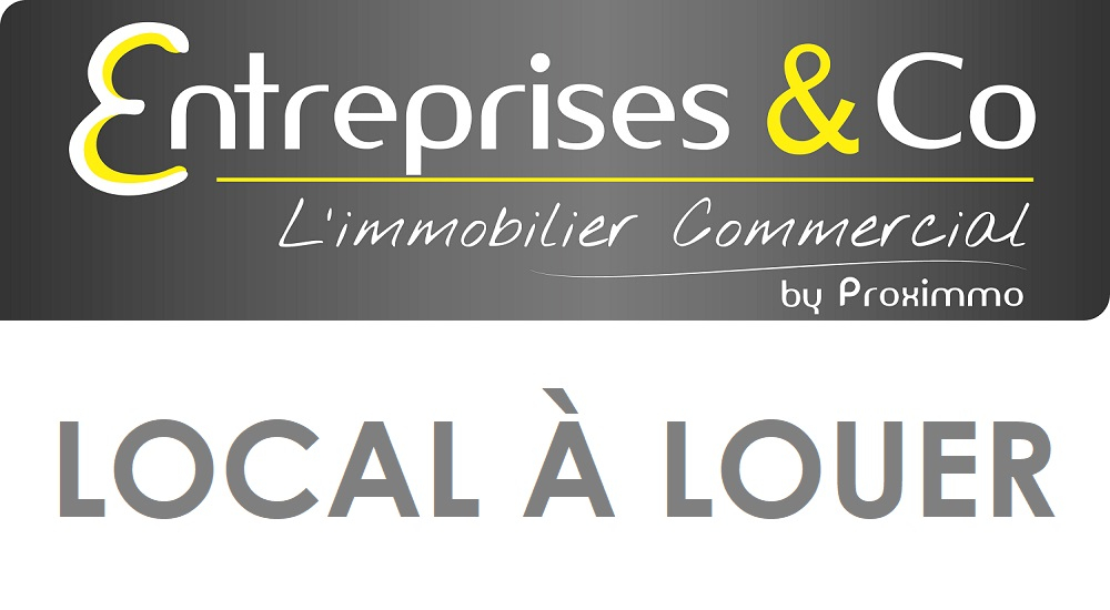 À LOUER - Local commercial - professionnel à Renac 35