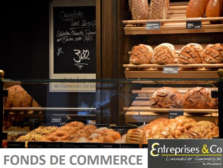 À vendre - Fonds de commerce boulangerie pâtisserie - 56