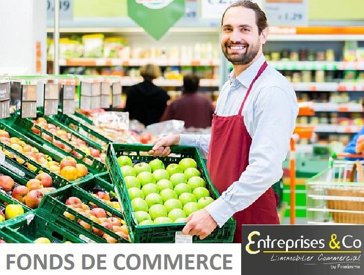 À vendre supérette - Ille-et-Vilaine en Bretagne