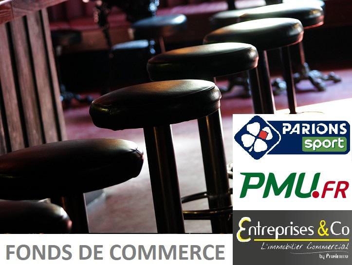 Bar Lic. IV PMU FdJ à céder  - Bretagne Sud  35