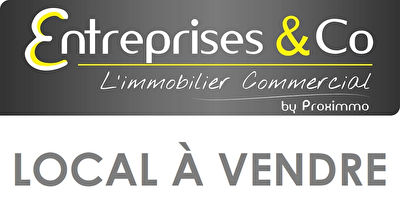 À VENDRE - LOCAL COMMERCIAL - Redon 35